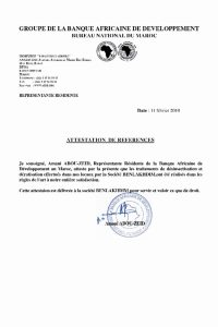 groupe-banque-africaine-developpement-attestation-reference